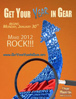 Make 2012 ROCK... Get Your Year in Gear!