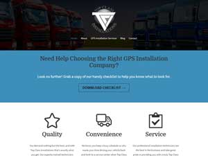 Website Samples by Online Marketing Muscle - Top Class Installations